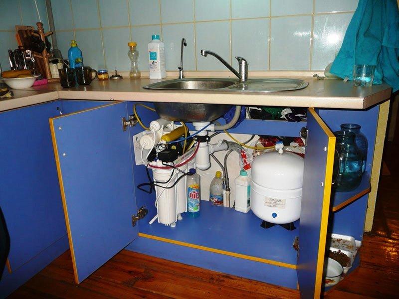 5 861 - Установка фильтров для воды